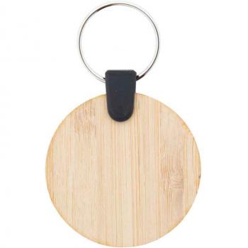 Holz-Schlüsselanhänger 4,5 cm zum selbst gestalten