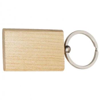 Holz-Schlüsselanhänger 3,7x5 cm zum selbst gestalten