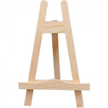 Schieferplatten Ständer - Mini Tischstaffelei